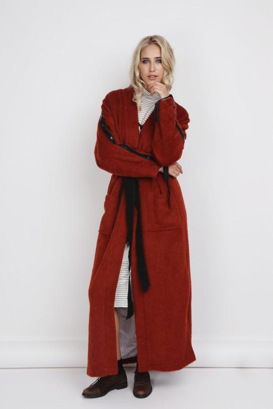 Robe Coat Maxi