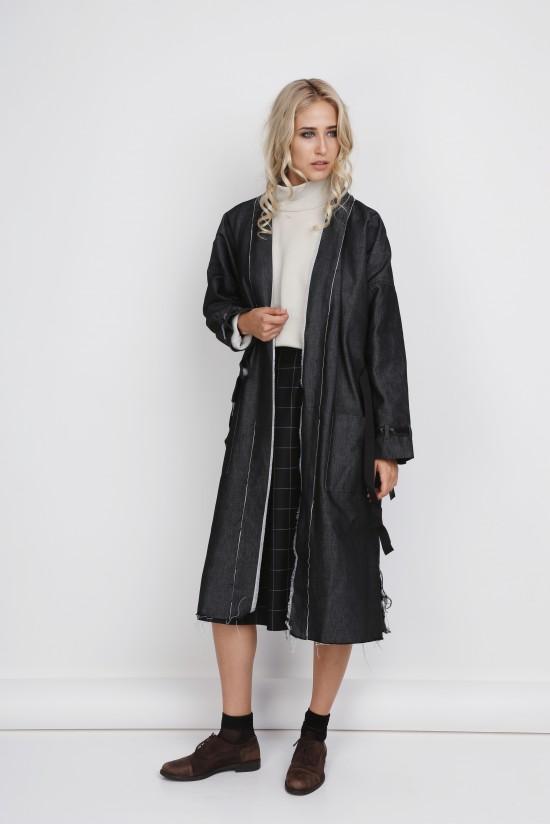 Robe Coat Midi